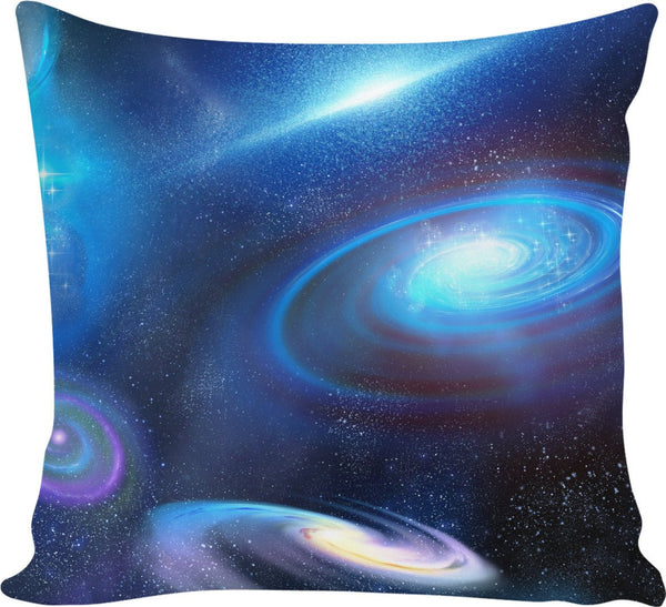 Galactic Infinity Couch Pillow