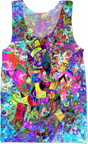 Love Monster Tank Top