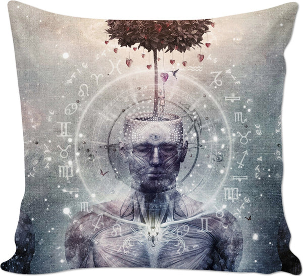 Hope For The Sound Awakening - Couch Pillow