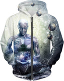 Experience So Lucid Discovery So Clear - Hoodie
