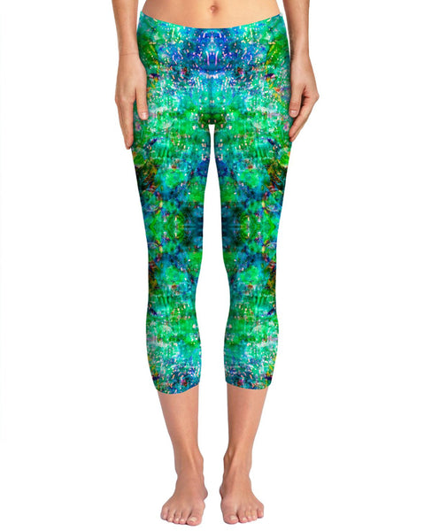 Caterpillar Portal Hexa 2 Yoga Pants #3