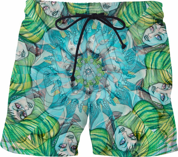 Paludal Swim Short