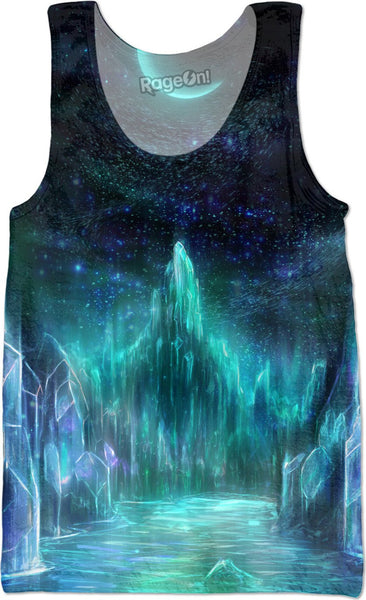 The Midnight Realms Tank Top