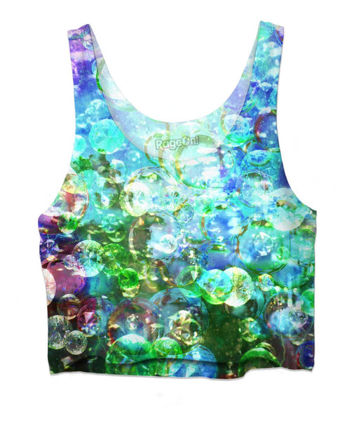Bubbles Galore 7 Crop Top