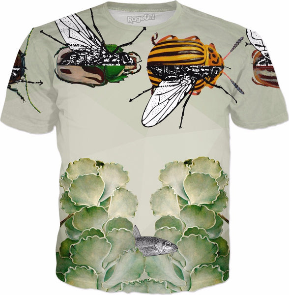 BEETLES AND FLIES