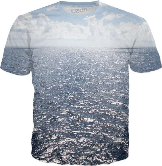 Caribbean Sea T-Shirt