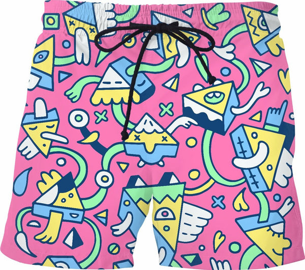 Fangewla - Mister Phil Swim Shorts