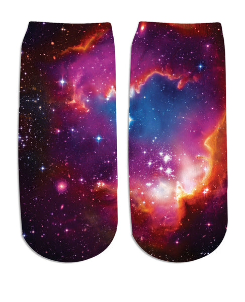 Cosmic Forces Ankle Socks