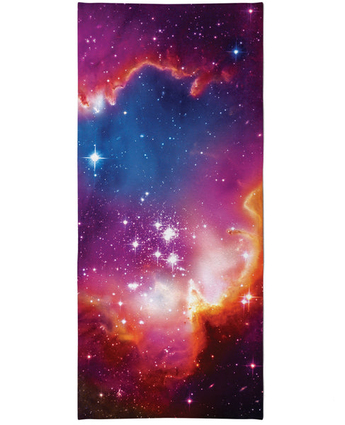 Cosmic Forces Beach Towel