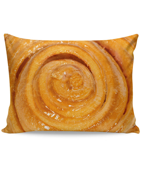 Cinnabon Cinnamon Roll Pillow Case