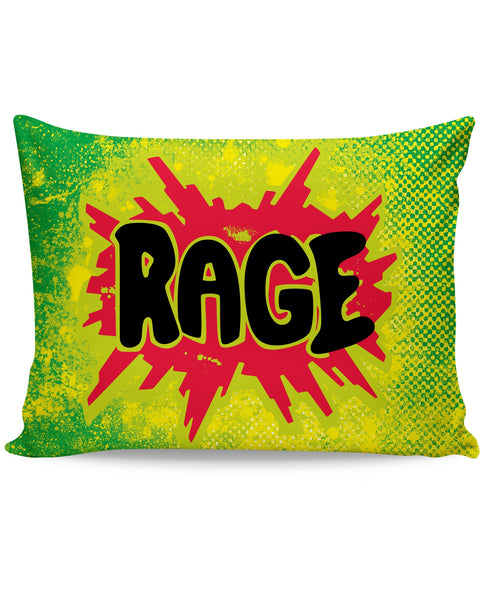 Rage Soda Pillow Case