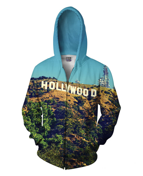 Hollywood Zip-Up Hoodie