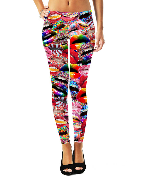 Candy Lips Leggings