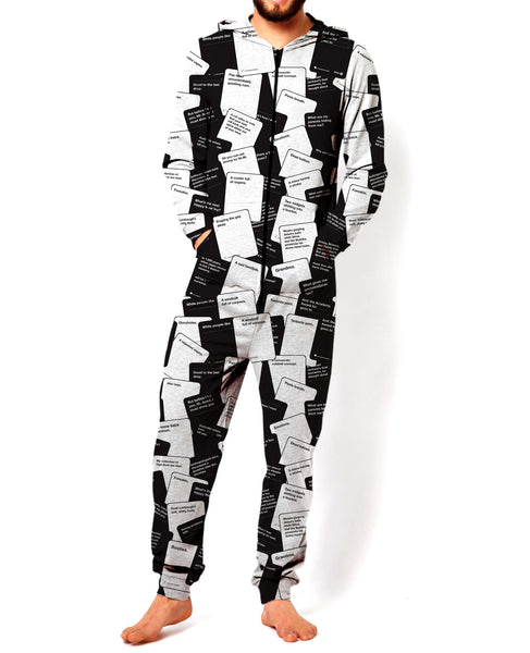 Cards Against Humanity Onesie