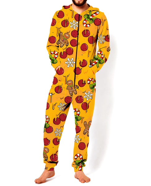 Have a Cheesy Christmas Onesie