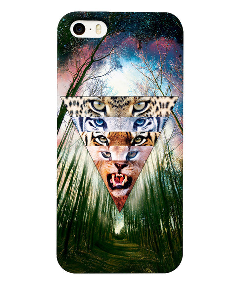 Wild Cats Phone Case