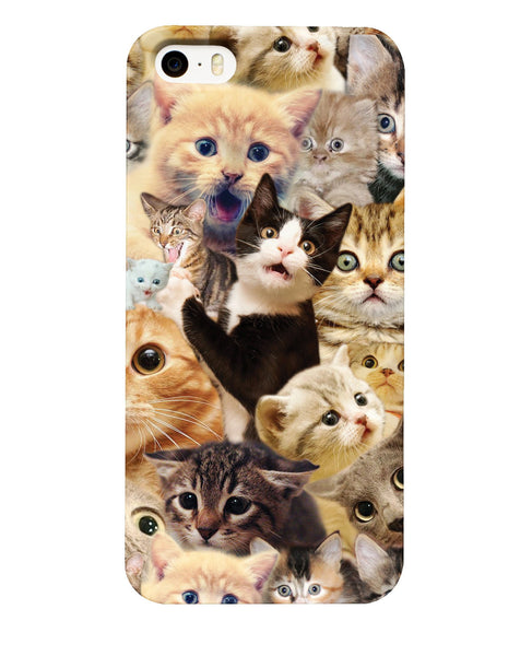 Perez Hilton Surprised Cats Phone Case