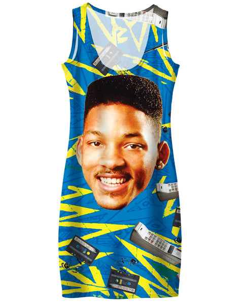 Fresh Prince Simple Dress