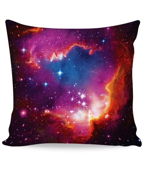 Cosmic Forces Couch Pillow