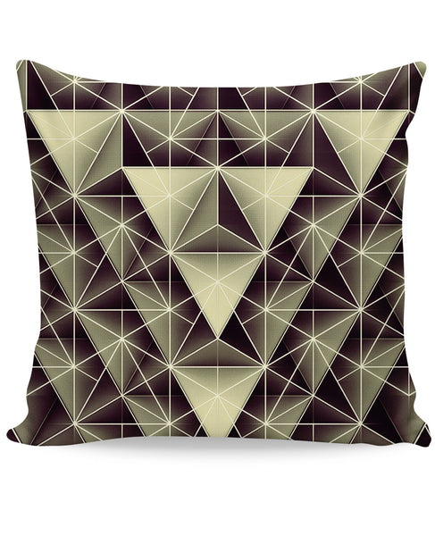 Isometry Couch Pillow