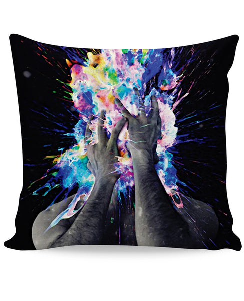 Artistic Bomb Couch Pillow