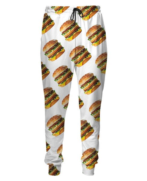 Perez Hilton Big Mac Sweatpants