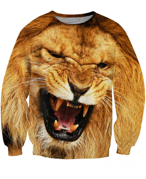 Lion's Roar Sweatshirt