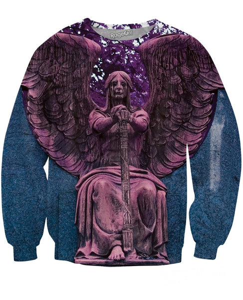 Angel of Death Crewneck Sweatshirt