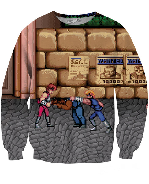 Double Dragon Crewneck Sweatshirt