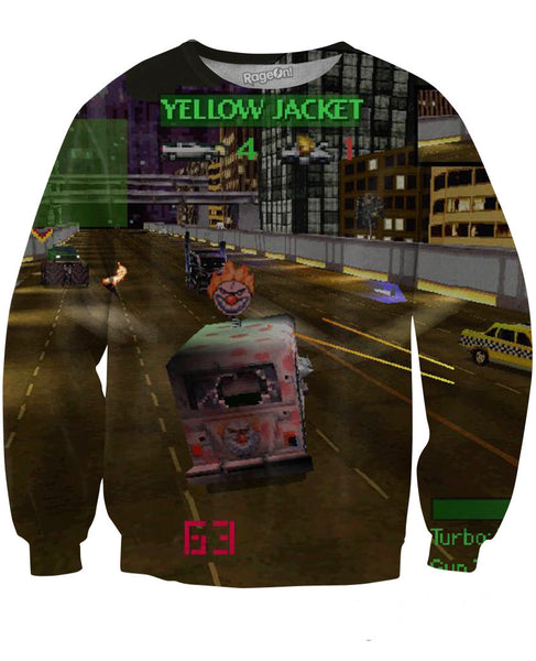 Twisted Metal Crewneck Sweatshirt