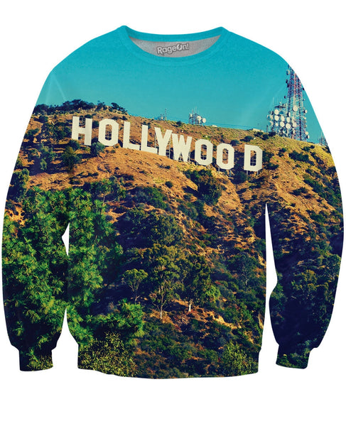 Hollywood Crewneck Sweatshirt