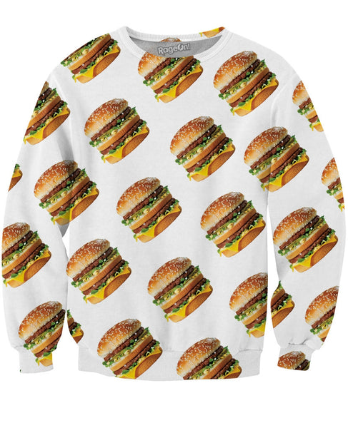 Big Mac Crewneck Sweatshirt