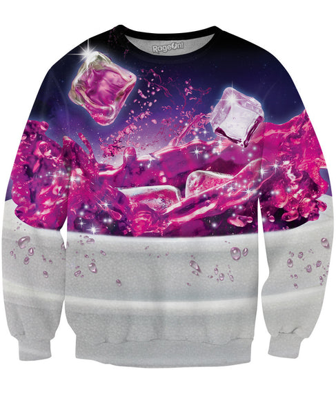 That Purple Stuff Crewneck Sweatshirt