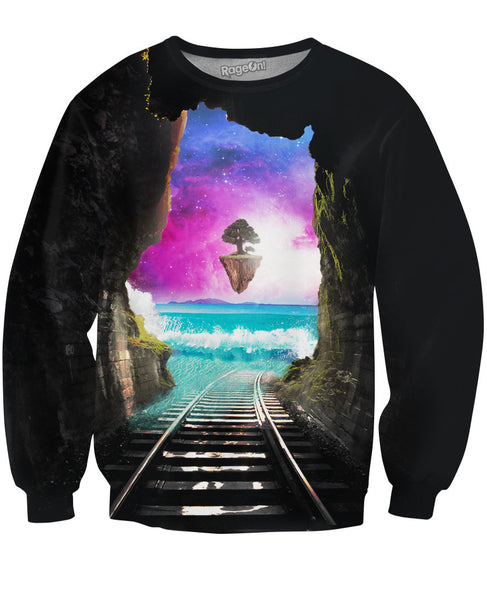 Train Ride Crewneck Sweatshirt