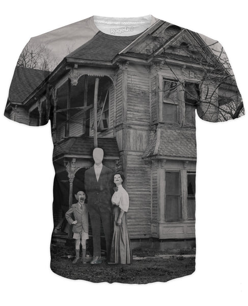 Creepypasta Family Portrait T-Shirt