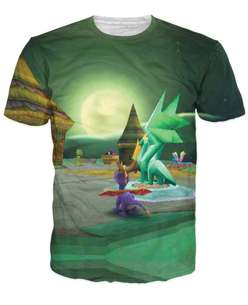 Spyro the Dragon T-Shirt