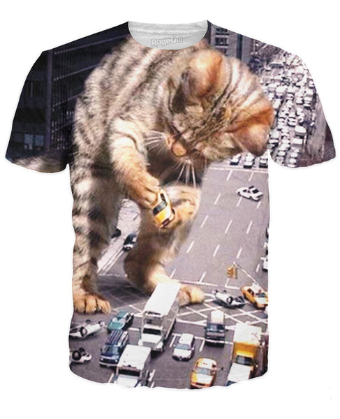 Kitty Zilla T-Shirt
