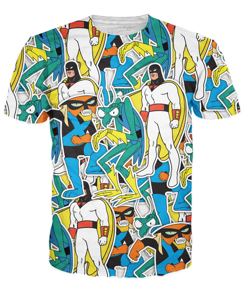 Space Ghost Coast to Coast T-Shirt