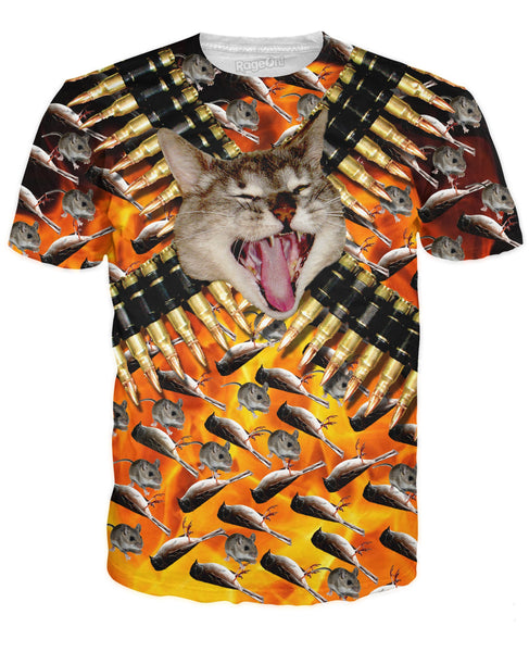 Killer Cat T-Shirt