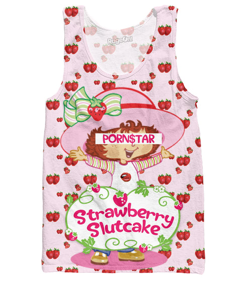 Strawberry Slutcake Tank Top