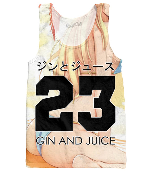 Gin and Juice Tank Top