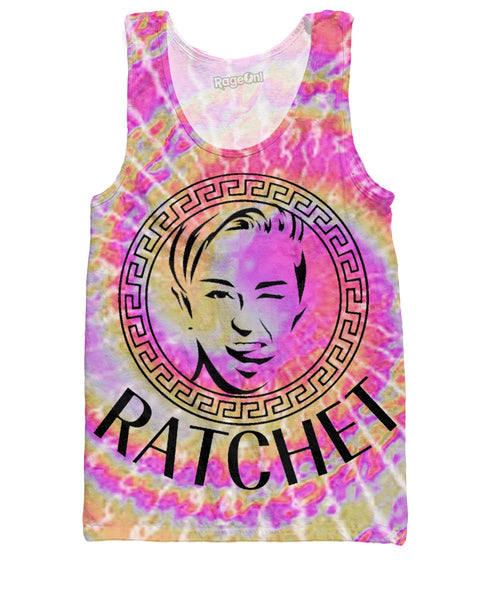 Miley Cyrus Ratchet Tank Top