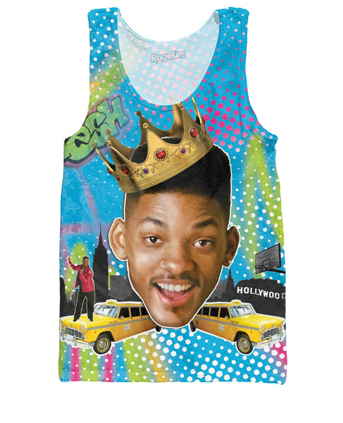 So Fresh Will Smith Tank Top