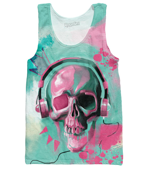 Skull Candy Tank Top