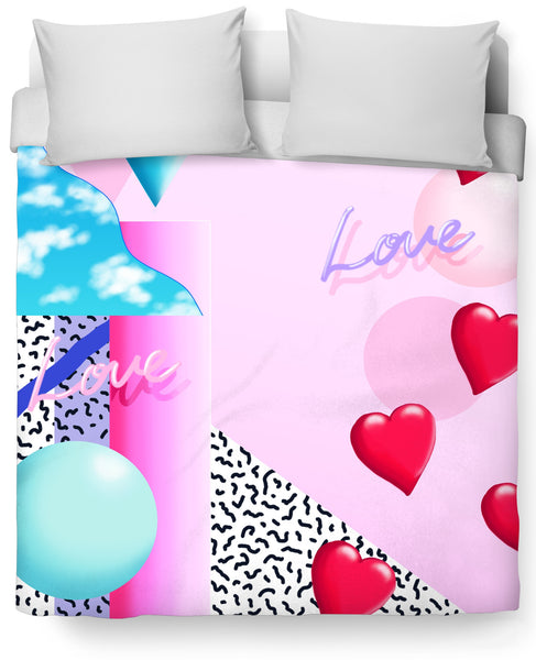 Good Love Duvet Cover