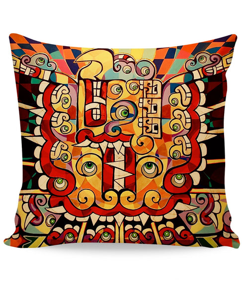 Chavin Eagle Couch Pillow