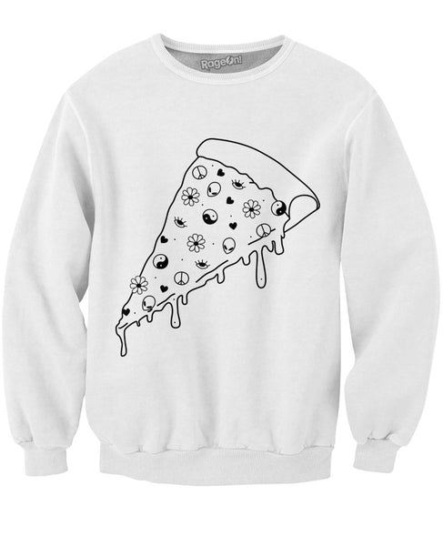 Peace of Pizza Sweatshirt