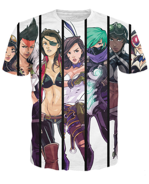 Character Select T-Shirt