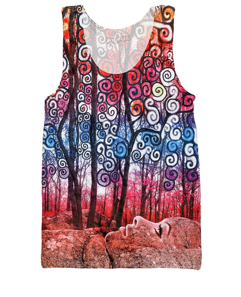 Scribble Forest Tank Top