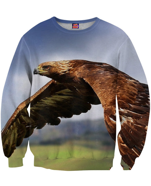 Fly Eagle Fly Sweatshirt